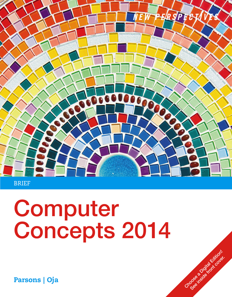 eBook: New Perspectives on Computer Concepts 2014, Brief