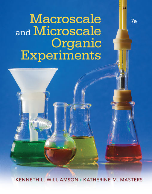 Macroscale and microscale organic experiments 9781305577190 cengage fandeluxe Image collections