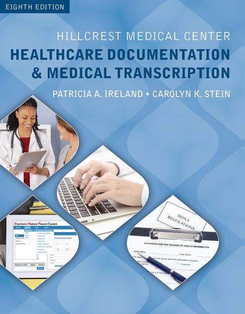 Hillcrest Medical Center - 9781305583795 - Cengage
