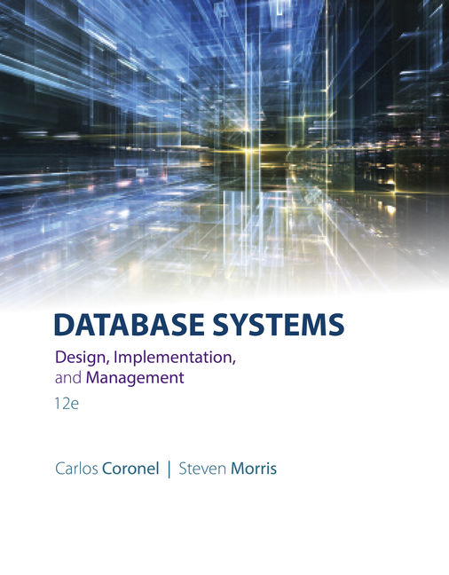 Database Systems 9781305627482 Cengage