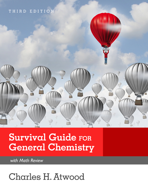 Survival Guide for General Chemistry with Math Review and Proficiency Questions