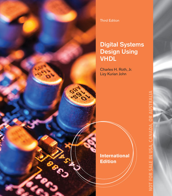 Digital Systems Design Using VHDL, International Edition