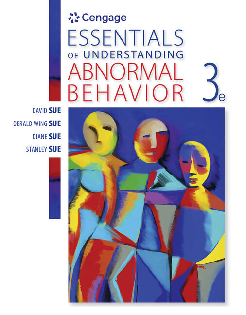Essentials of understanding abnormal behavior 9781305639997 cengage essentials of understanding abnormal behavior fandeluxe Images