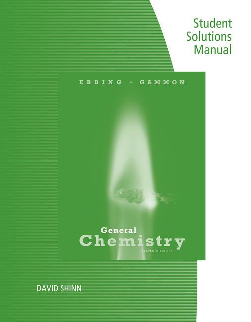 General Chemistry - 9781305580343 - Cengage