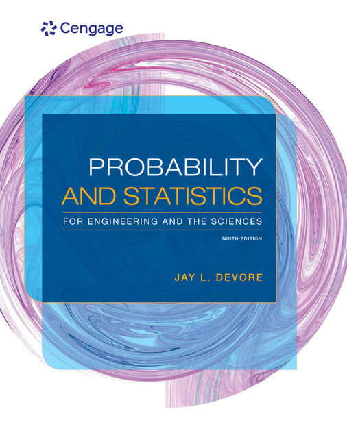 eBook: Probability and Statistics for Engineering and the Sciences
