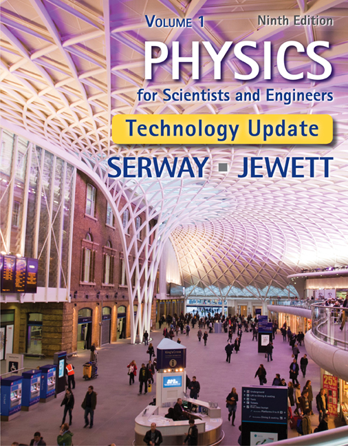 eBook: Physics for Scientists and Engineers, Volume 1, Technology Update
