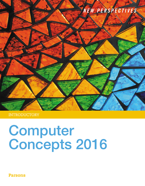 eBook: New Perspectives on Computer Concepts 2016, Introductory