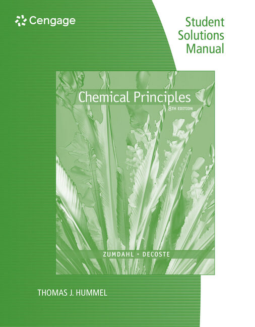 Chemical Principles in the Laboratory - 9781305264434 - Cengage