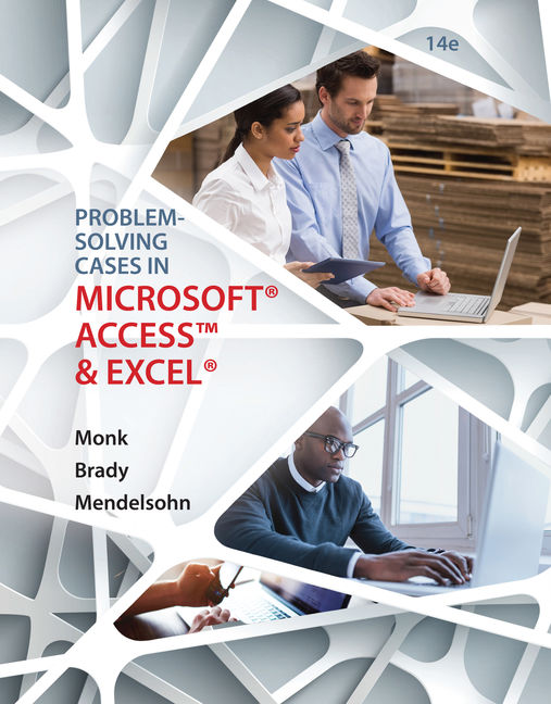 Mis with mis online 1 term 6 months printed access card problem solving cases in microsoft access and excel fandeluxe Images