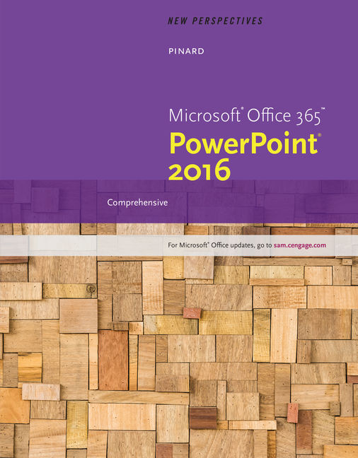 New Perspectives Microsoft 174 Office 365 Amp Powerpoint 2016