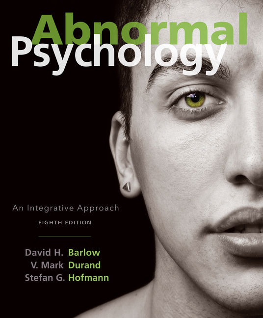 Abnormal psychology 9781305950443 cengage abnormal psychology fandeluxe Images