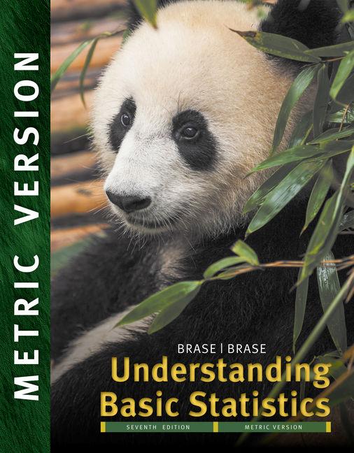 Understanding Basic Statistics, International Metric Edition