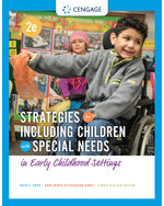Strategies For Including Children With Special Needs In Early
