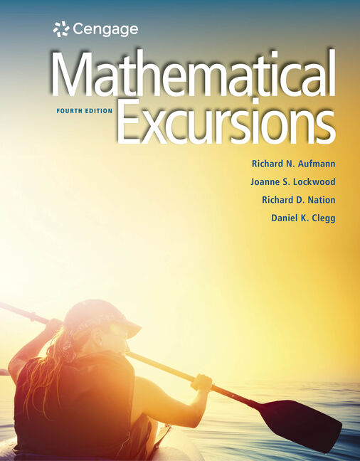 Mathematical Excursions - 9781305965584 - Cengage