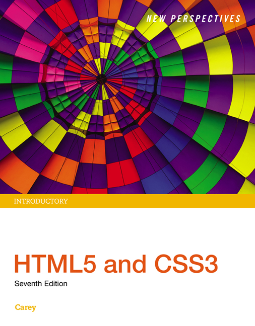 Ebook new perspectives html5 and css3 comprehensive ebook new perspectives on html and css introductory fandeluxe Gallery