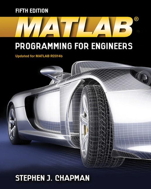 eBook: MATLAB Programming for Engineers