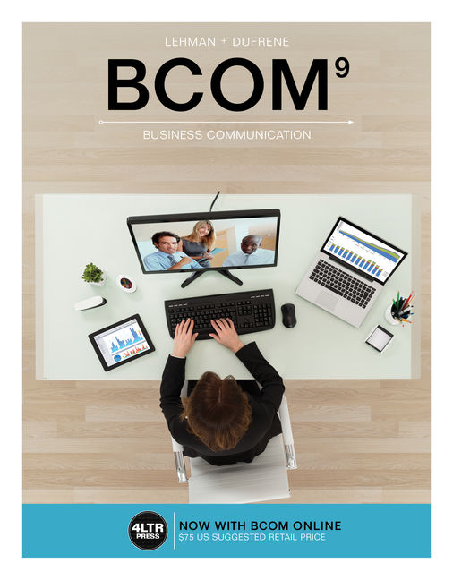 BCOM (with BCOM Online, 1 term (6 months) Printed Access Card)