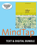Bundle New Perspectives MicrosoftR Office 365 2016 Introductory LMS Integrated MindTap Computing 1 Term 6 Months Printed Access Card