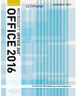 Illustrated MicrosoftR Office 365 2016 Introductory Loose Leaf Version 1st Edition
