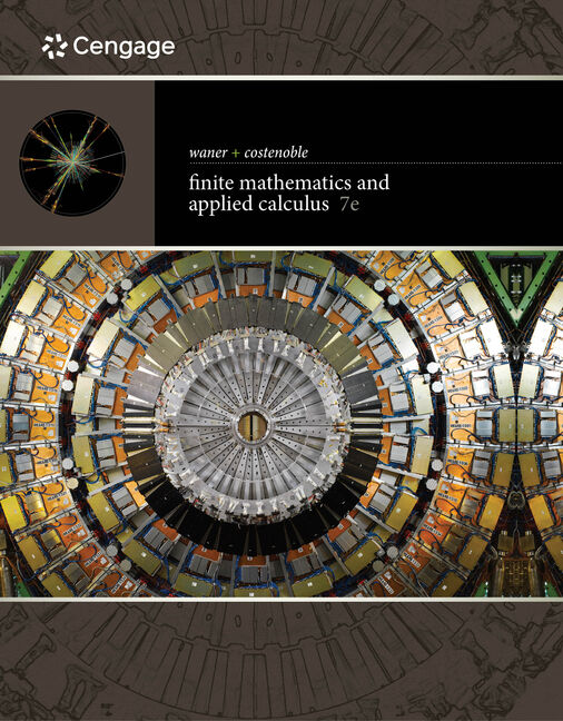 finite mathematics and applied calculus 5th edition pdf free