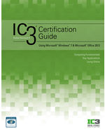 9781337287975 cengageus epack ic3 certification guide using microsoft windows 7 microsoft office 2013 lms integrated for sam 2013 assessments trainings and projects with fandeluxe Choice Image