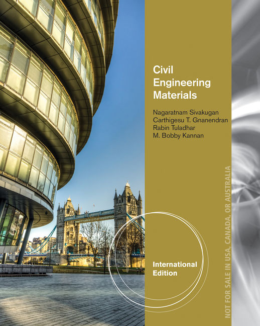 Civil Engineering Materials, International Edition