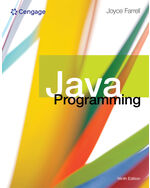 Java Programming 9781337397070 Cengage