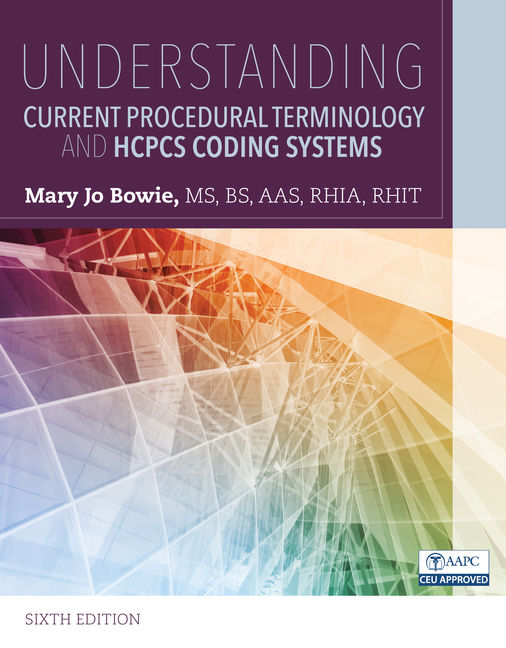 Understanding current procedural terminology and hcpcs coding understanding current procedural terminology and hcpcs coding systems fandeluxe Choice Image