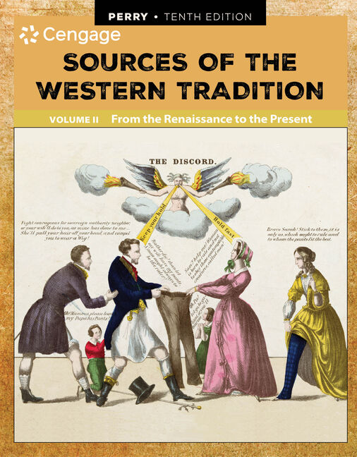 Sources of the western tradition volume ii 9781337397612 cengage sources of the western tradition volume ii fandeluxe Choice Image