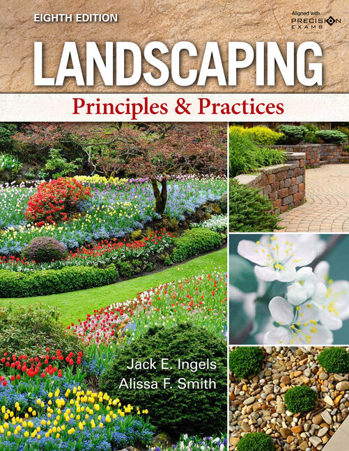 Student Workbook for Ingels/Smith's Landscaping Principles and Practices Residential Design