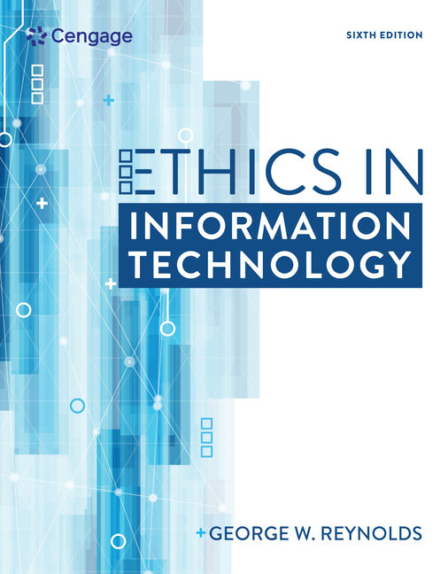 the application of ethics to information technology