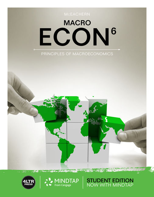 ECON MACRO (with MindTap Printed Access Card)