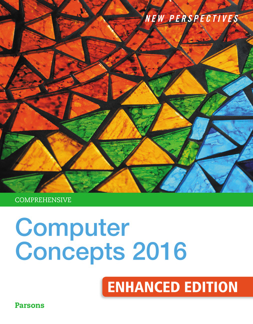 eBook: New Perspectives Computer Concepts 2016 Enhanced, Comprehensive