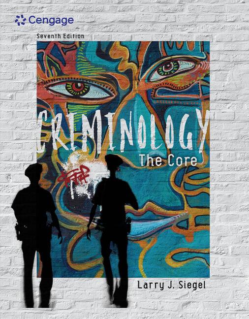 Criminology 9781305642836 cengage.