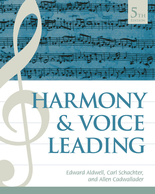 Harmony and Voice Leading - 9780495189756 - Cengage