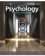 Introduction To Psychology 9781337565691 Cengage