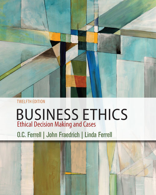 Business Ethics - 9781337614436 - Cengage