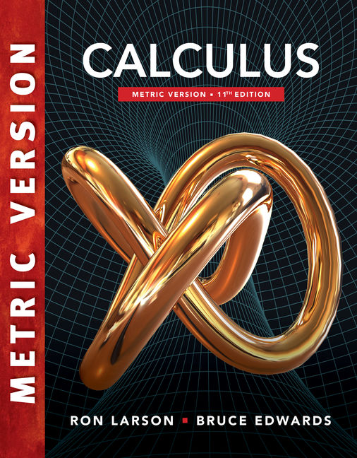 Calculus, International Metric Edition - 9781337616195 - Cengage