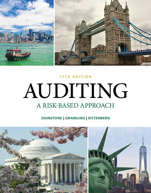 The audit process 9781408081709 cengage auditing a risk based approach 11th edition fandeluxe Gallery