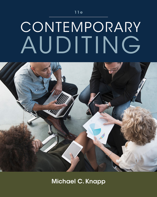 Contemporary auditing 9781305970816 cengage ebook contemporary auditing fandeluxe Image collections