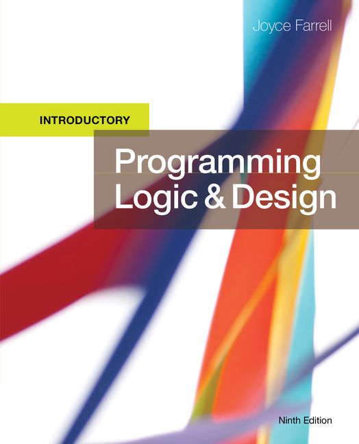 eBook: Programming Logic and Design, Introductory - 9781337678261