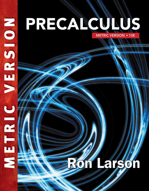 Precalculus, International Metric Edition