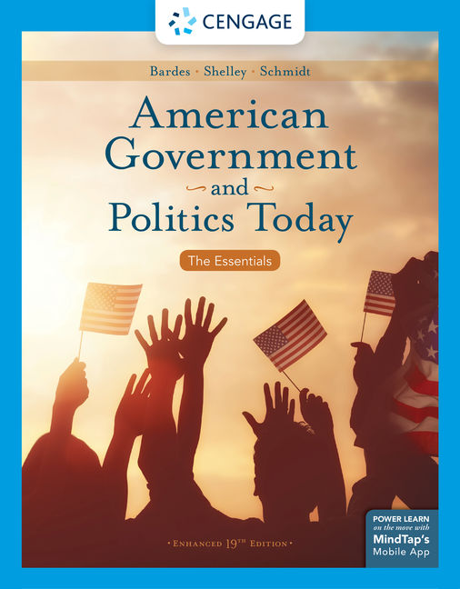 american government institutions and policies 16th edition chapter 5