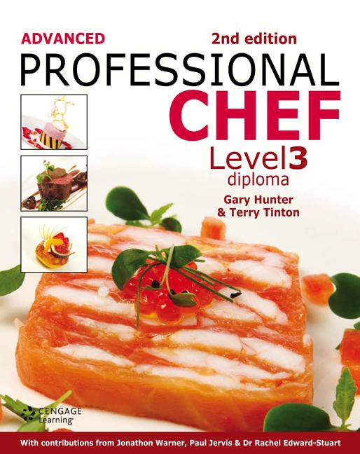 Advanced Professional Chef Level 3 Diploma