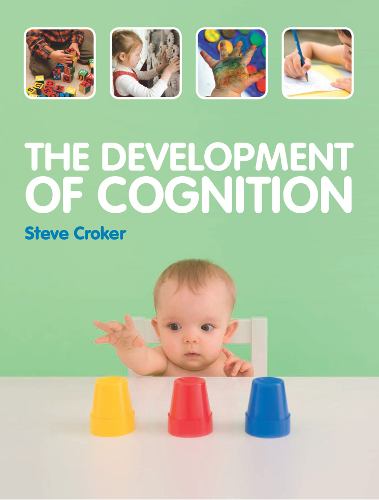 The Development of Cognition (with CourseMate and eBook Access Card)