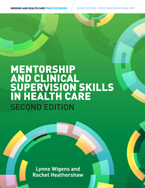 Mentorship and Clinical Supervision Skills in Health Care