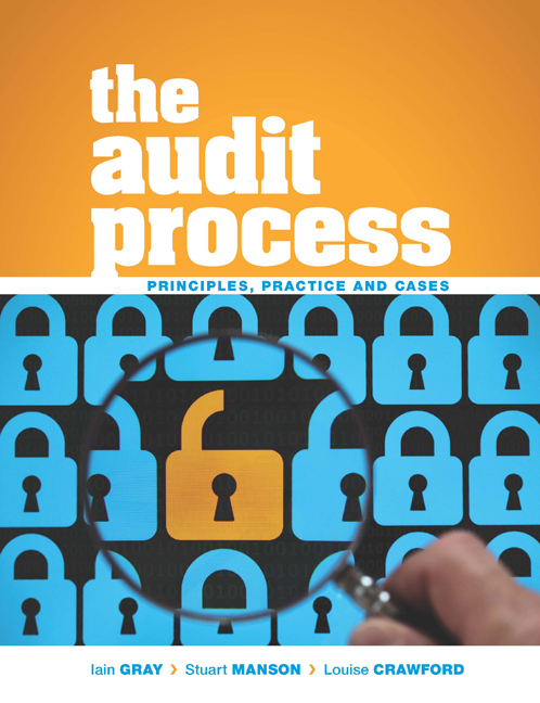 Ebook contemporary auditing 9781305474680 cengage the audit process fandeluxe Image collections