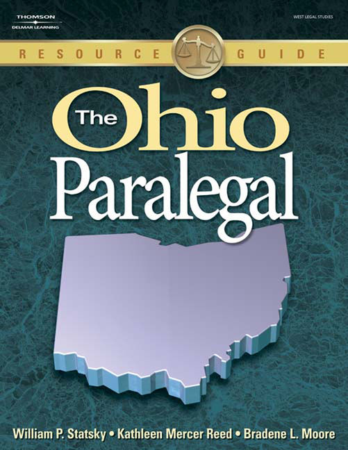 The Ohio Paralegal