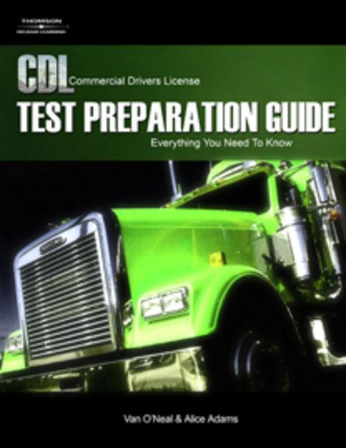 CDL Test Preparation Guide