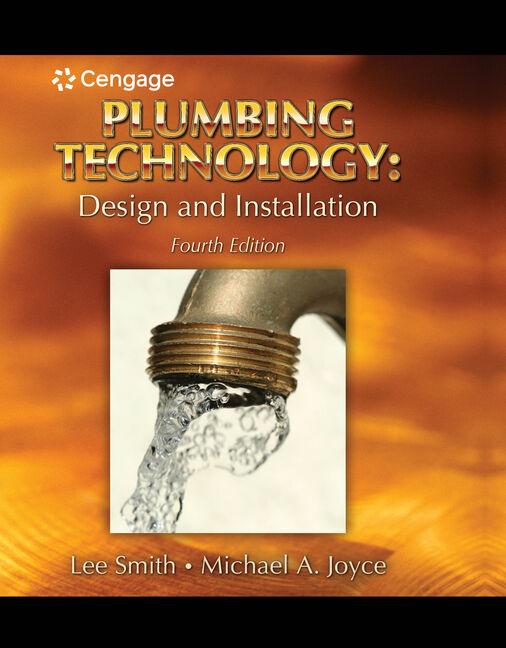 Plumbing technology 9781418050917 cengage plumbing technology malvernweather Gallery